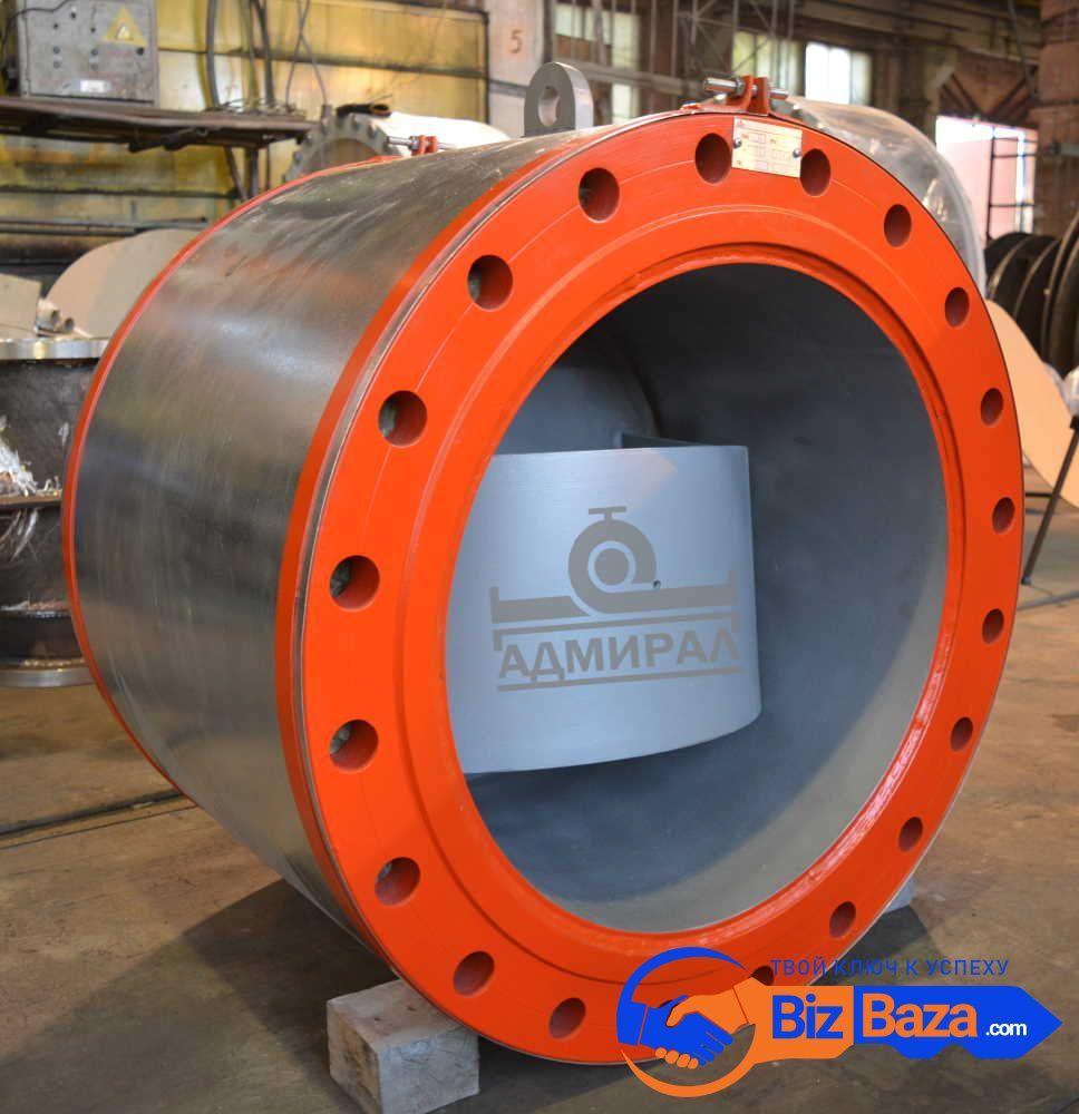 Предлагаем клапаны обратные Ду 300-1200 мм в Армении