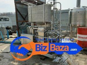 Продается Пастеризационно-охладительная установка Riepas 06 mme