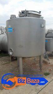 Продается Емкость нержавеющая ОСВ-1, объем — 1 куб.м