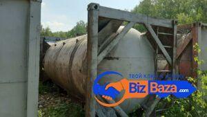 Продается Танк-контейнер, объем -20 куб. м.