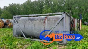 Продается Танк-контейнер, объем -23 куб.м.,