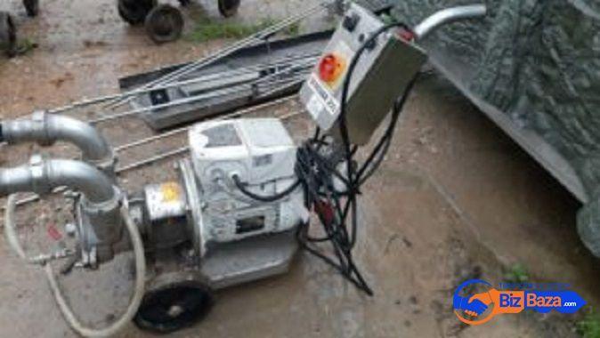 Продается Насос самовсасывающий CSF INOX A 50-4-3/ BM.MT38 SMS 2