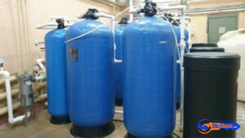 Продается Водоподготовка, производительность до 16 куб/час