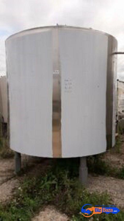 Продается Емкость нержавеющая, объем — 6,3 куб.м.,