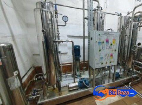 Продается Миксер-сатуратор, пр-ть до 10 000 л/час