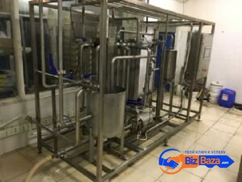 Продается  Пастеризационно-охладительная установка ОКЛ-2,5,