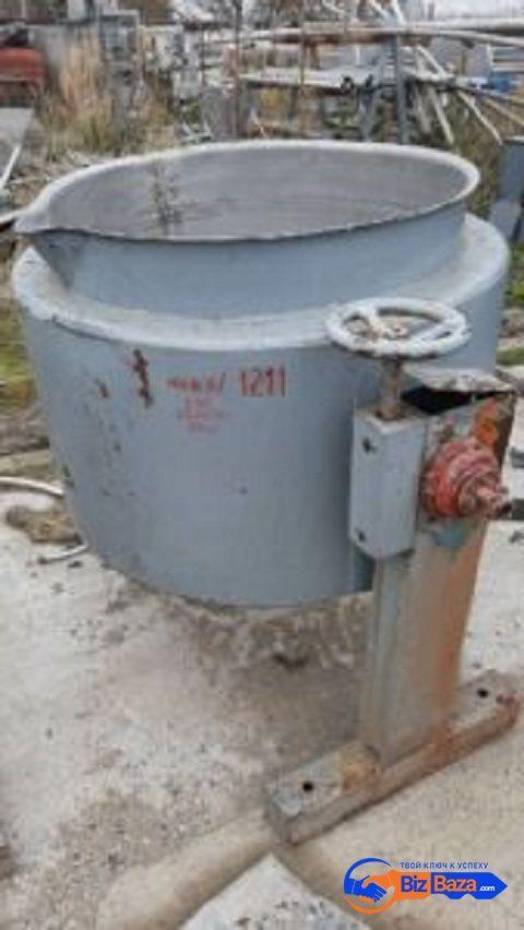 Продается Котел варочный МЗС-244, объем — 0,2 куб.м.