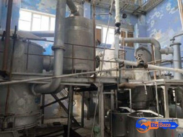 Продается Комплект оборудования по производству сухого молока и сыворотки