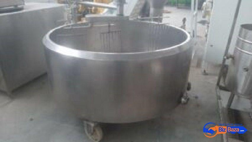 Продается Ванна сырная (сыродельная ванна), объем 1 куб.м.
