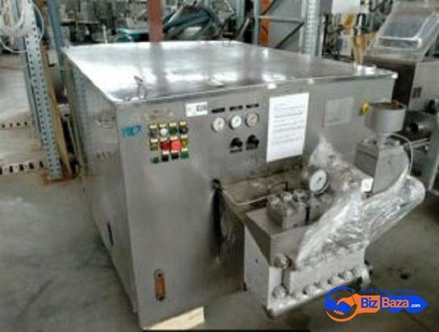 Продается Гомогенизатор Bertoli H3075, пр-ть 10 куб/час
