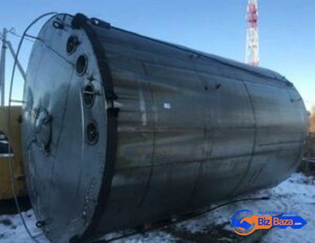 Продается Емкость нержавеющая, объем -25 куб.м.