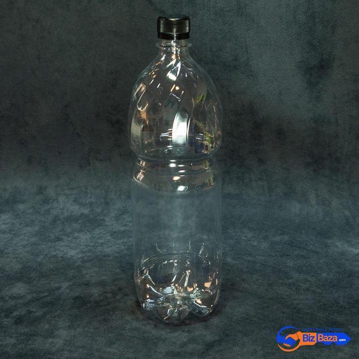 Бутылка из полиэтилентерефталата 1,5 л бесцветная