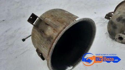 Продается Емкость нержавеющая, объем — 0,08 куб.м.,