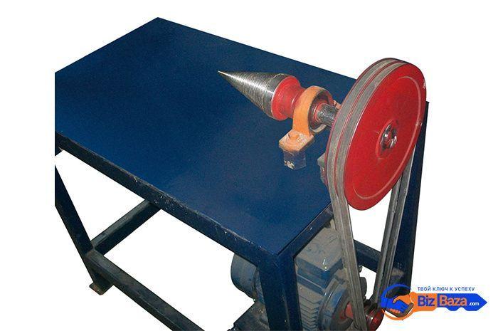 Электрический станок для колки дров (дровокол) ДК-1