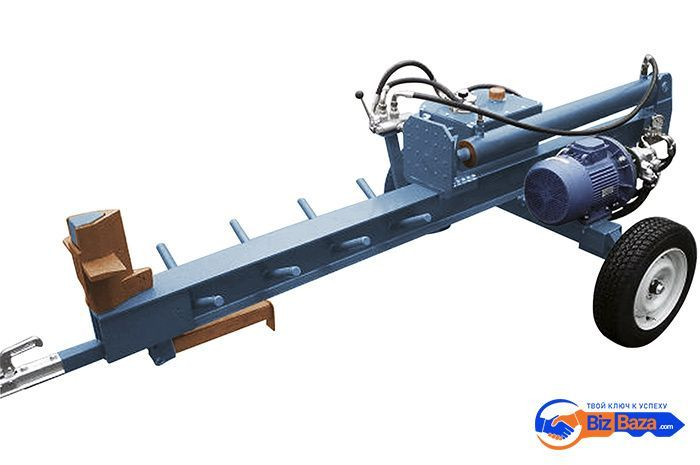 Гидравлический дровокол ДК-2Г (бензиновый)