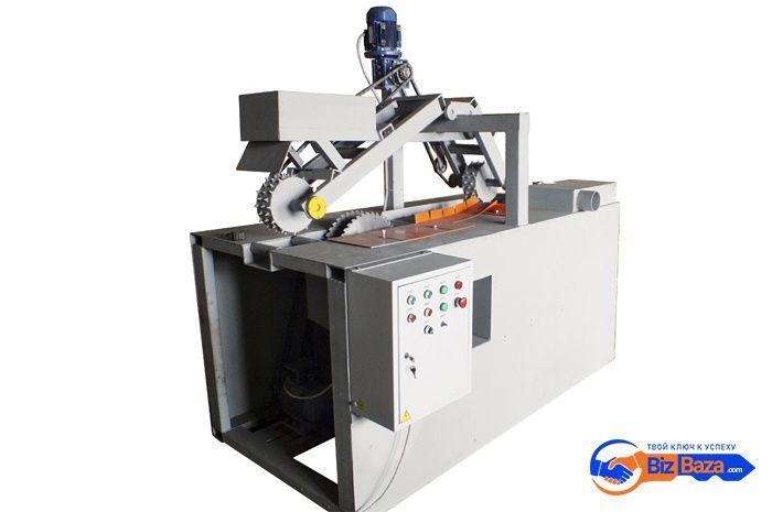 Горбылеперерабатывающий (горбыльный) станок ГП-500-2