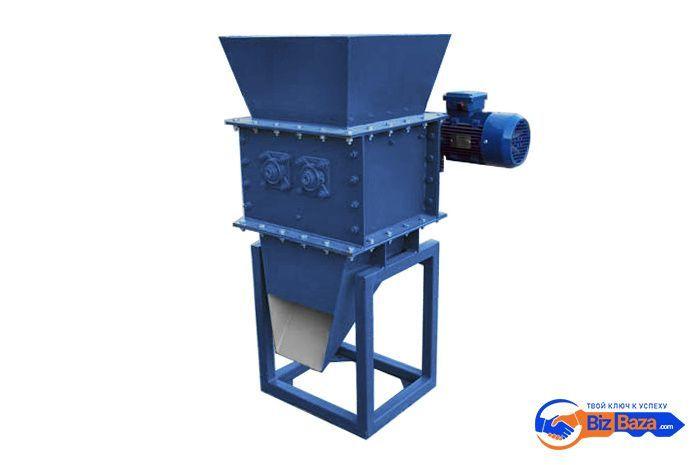 Дробилка отходов легких бетонов ДЛ-500-М