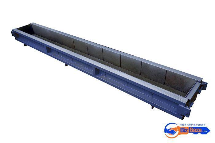 Форма для производства оконных и дверных перемычек 200×300