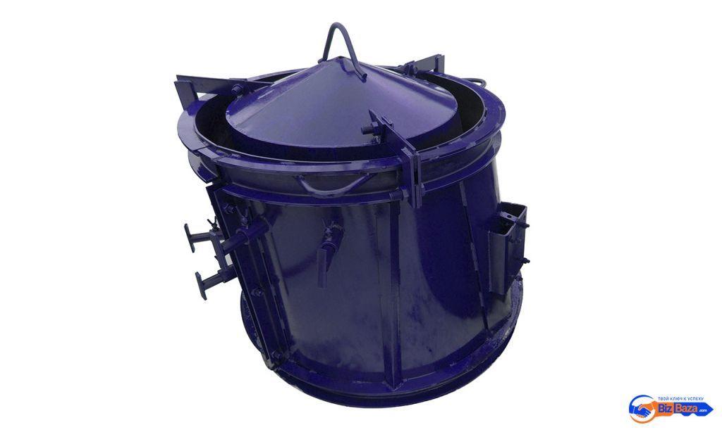 Форма для производства горловины колодца ВК-7,5-10