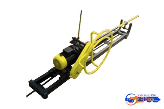 Электрическая установка горизонтального бурения МГБУ-ЭЛ1