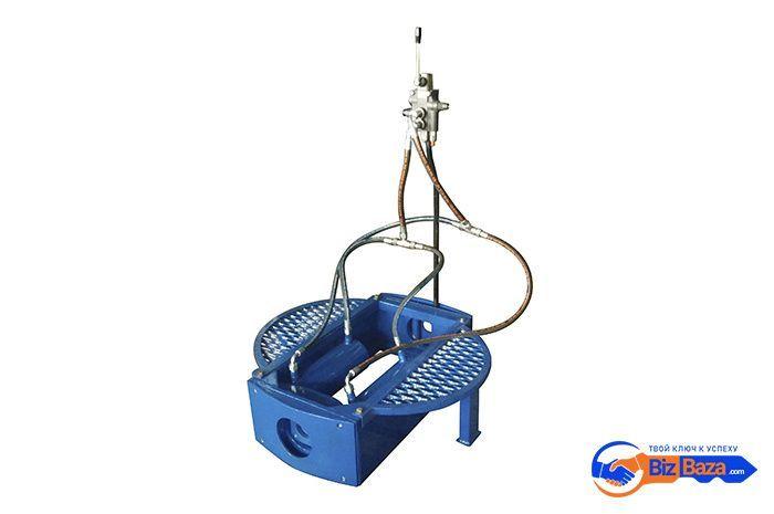 Установка для прокола грунта УПК-3