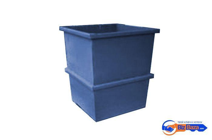 Контейнеры, урны и баки для мусора