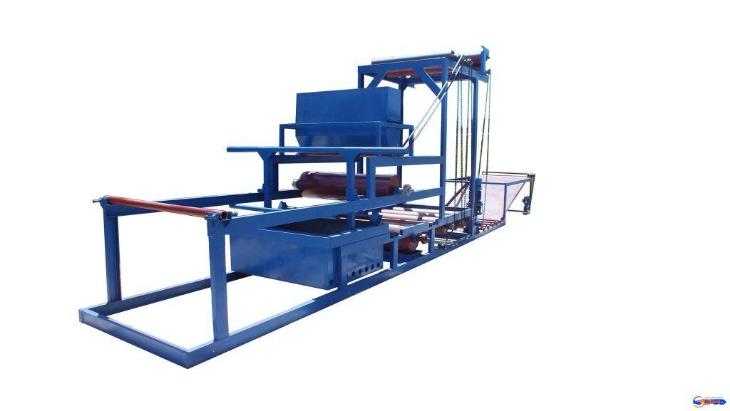 Основной станок для производства кровельномо материала (рубероид, стеклоизол и т.д. СРП-350/СРП-400