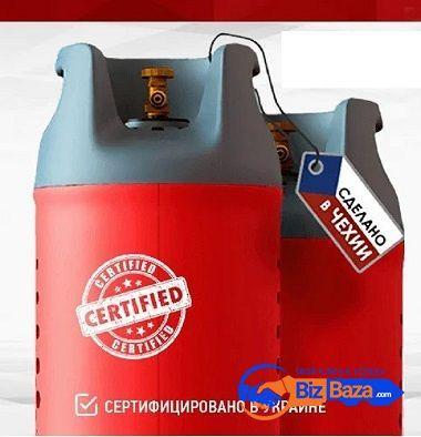 Композитный баллон газовый 24,5 л